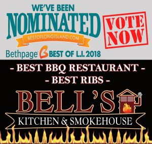 Bell's Kitchen and Smokehouse Best of Long Island